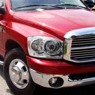 Dodge Ram 2006-2008 Retrofit Projector Headlights