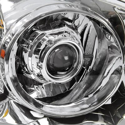 Dodge Ram 2500 2006-2009 Retrofit Projector Headlights