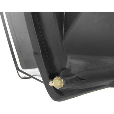 Dodge Ram 2006-2008 Black Retrofit Projector Headlights
