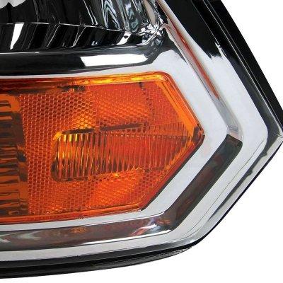 Dodge Ram 2500 2010-2018 Retrofit Projector Headlights