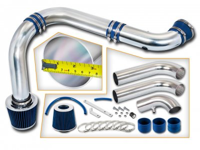 Dodge Ram 2500 2003-2008 Cold Air Intake with Blue Filter