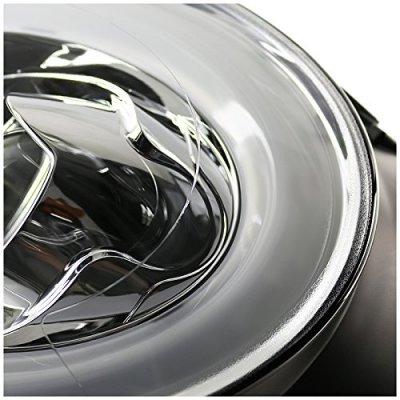Mini Cooper 2007-2012 LED DRL Projector Headlights