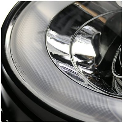 Mini Cooper 2007-2012 LED DRL Projector Headlights