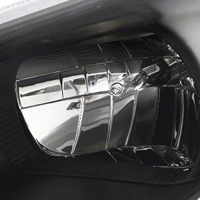 Hyundai Veloster 2012-2017 Black LED DRL Projector Headlights