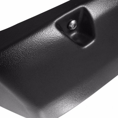 Chevy Silverado 2500HD 2007-2014 Short Bed Fender Flares Pocket Rivet Textured