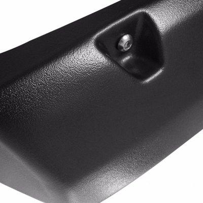 Chevy Silverado 3500HD 2007-2014 Short Bed Fender Flares Pocket Rivet Textured