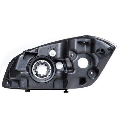 Pontiac G5 2007-2010 Black Headlights