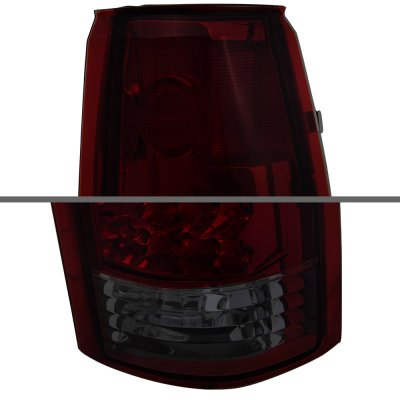 Chevy Silverado 1988-1998 Tinted LED Tail Lights