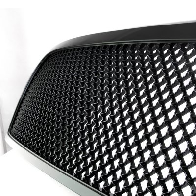 Ford F150 2009-2014 Black Mesh Grille
