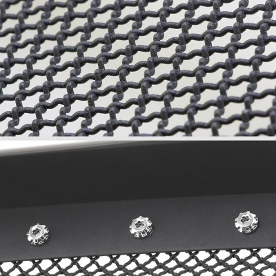 Ford F150 2009-2014 Black Custom Grille