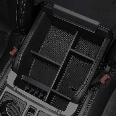 Ford F150 2015-2018 Center Console Tray Organizer
