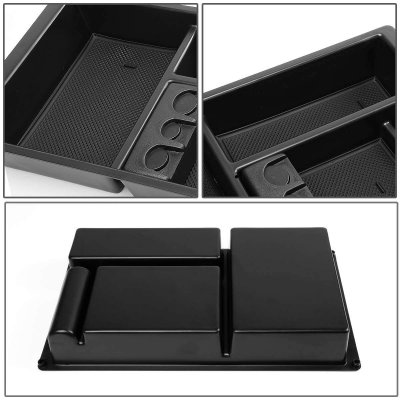 Chevy Silverado 2500HD 2015-2018 Center Console Tray Organizer