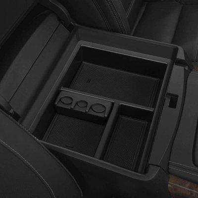 Chevy Silverado 2500HD 2015-2018 Center Console Tray Organizer