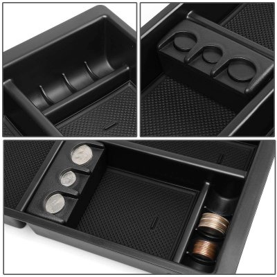 Chevy Tahoe 2015-2018 Center Console Tray Organizer ...
