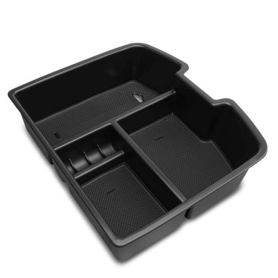 GMC Sierra 2007-2013 Center Console Tray Organizer