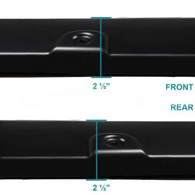 GMC Sierra 2016-2018 Fender Flares Pocket Rivet