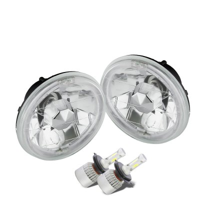 Cadillac Deville 1961-1972 LED Headlights Conversion Kit High Beams