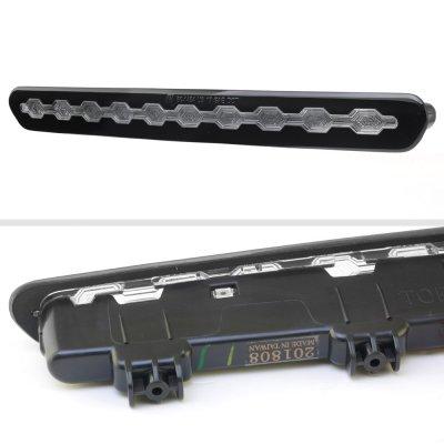 Chevy Camaro 2016-2018 Black Flash LED Third Brake Light