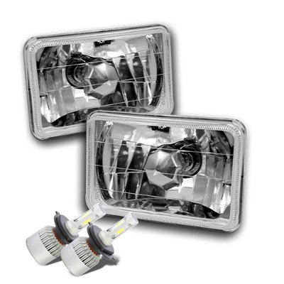Chevy El Camino 1982-1987 LED Headlights Conversion Kit