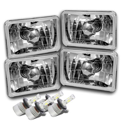 Dodge St Regis 1979-1981 LED Headlights Conversion Kit Low and High Beams