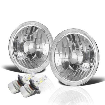 Jeep Wrangler 1997-2006 LED Headlights Kit