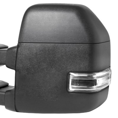 Ford F350 Super Duty 2017-2018 Power Heated Towing Mirrors LED Signal