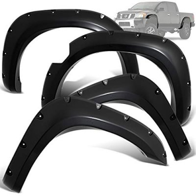 Nissan Titan 2004-2014 Fender Flares Pocket Rivet
