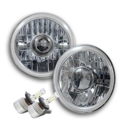 Chevy Suburban 1967-1973 LED Projector Headlights Kit