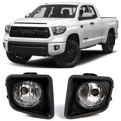Toyota Tundra 2014-2018 Clear Fog Lights