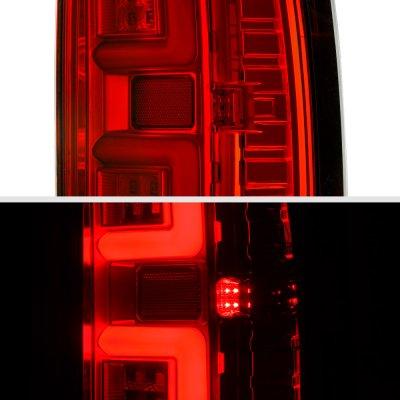 Dodge Ram 2500 2003-2006 Tube LED Tail Lights