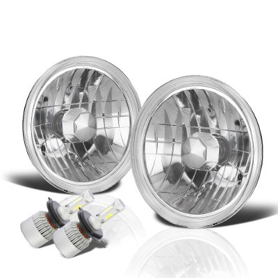 Jeep Wrangler JK 2007-2017 LED Headlights Kit