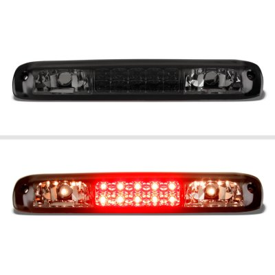 Chevy Silverado 1500HD 2001-2006 LED Third Brake Light Smoked