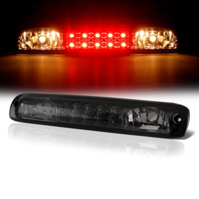 Chevy Silverado 2500HD 2001-2006 LED Third Brake Light Smoked