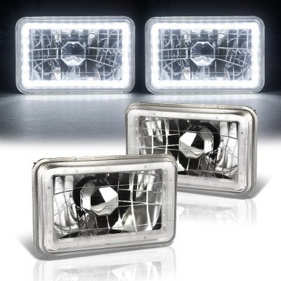 Lincoln Town Car 1986-1989 SMD LED Sealed Beam Headlight Conversion