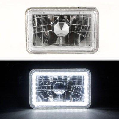 Isuzu Impulse 1984-1986 SMD LED Sealed Beam Headlight Conversion
