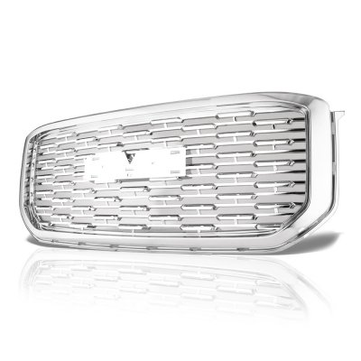 GMC Yukon XL 2015-2019 Chrome New Denali Style Grille