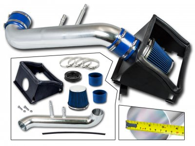 Ford F150 2015-2018 Cold Air Intake with Blue Air Filter