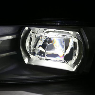 Chevy Silverado 2007-2015 LED Fog Lights
