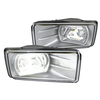 Chevy Silverado 3500HD 2007-2014 LED Fog Lights