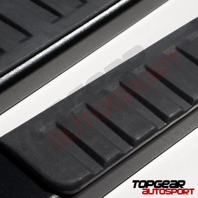 Ford F150 SuperCab 2015-2019 Running Boards Black 6 Inches