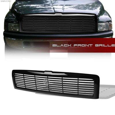 Dodge Ram 2500 1994-2002 Black Billet Grille