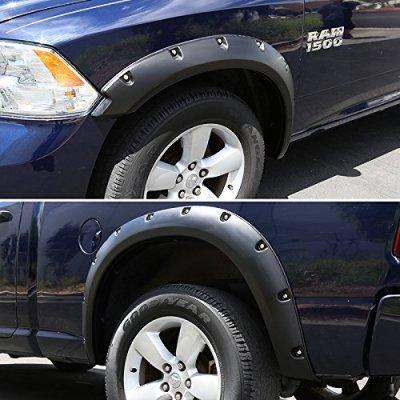 Dodge Ram 1500 2009-2018 Fender Flares Pocket Rivet 4 Inch