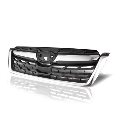 Subaru Forester 2014-2018 Chrome JDM Grille