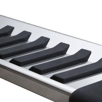 Chevy Silverado 2500HD Extended Cab 2007-2014 Running Boards Step Stainless 6 Inch