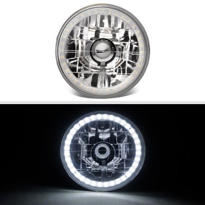 Buick Special 1961-1969 LED Halo Sealed Beam Headlight Conversion