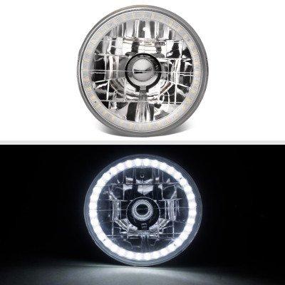 Chrysler New Yorker 1965-1981 LED Halo Sealed Beam Headlight Conversion