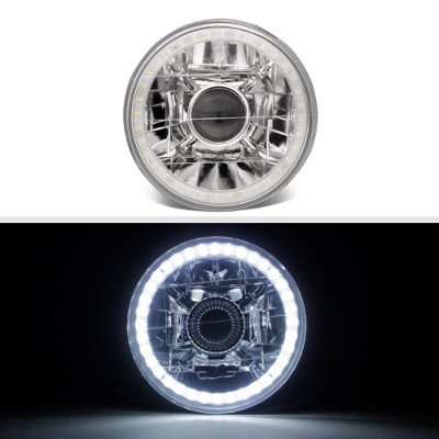 Plymouth Belvedere 1962-1970 LED Halo Sealed Beam Projector Headlight Conversion