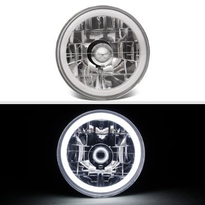 Cadillac Deville 1961-1972 Halo Tube Sealed Beam Headlight Conversion