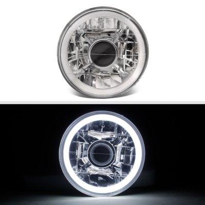 Chevy El Camino 1964-1970 Halo Tube Sealed Beam Projector Headlight Conversion