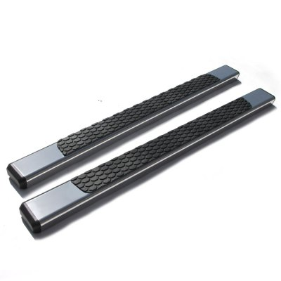 Dodge Ram 1500 Regular Cab 2009-2018 New Running Boards Side Steps Stainless 4 Inches